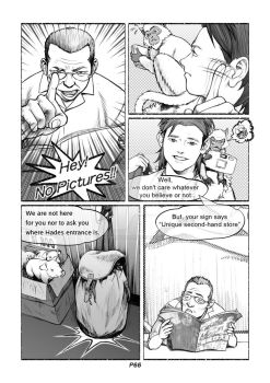 'Sea of sorrow'Episode2 P66 by JeromeWong2010