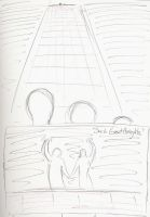 Such Great Heights-sketch by gowa