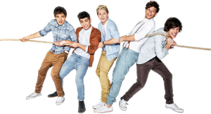 One Direction png 3 by MeganL125
