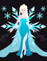 Snow Queen by MaryKms