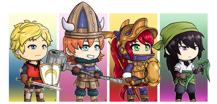 Tiny Team JNPR Jobs (Batch #2) by HenLP