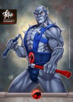 2/27 PANTHRO by FranciscoETCHART
