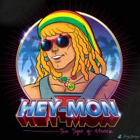 Hey-Mon - The Tiger of Eternia by RockyDavies