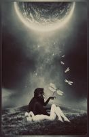 Fullmoon Mysticism by vajkarious