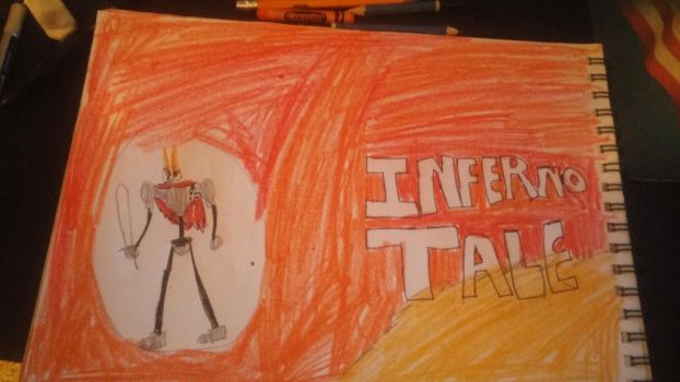 Infernotale ref: Papyrus by nobody5679