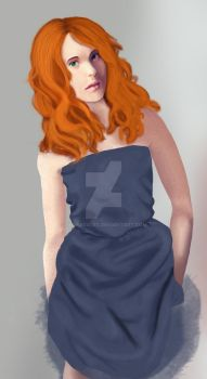 Clary Fray by theraggles