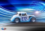 Aaron Lee 272 Oval Track Legends by gridart