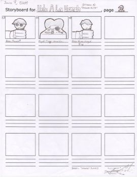 Storyboard - VALV 8, 2-2 by darkarcompany