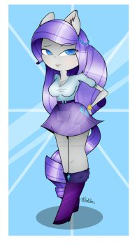 Rarity by Orckyshie
