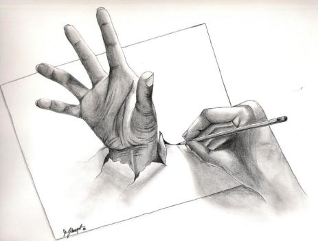 Hands by Mishice