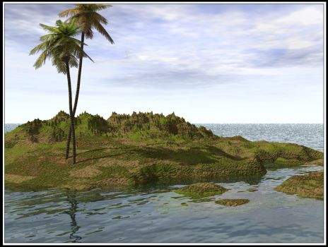 Lost Island.. by angeleyes25