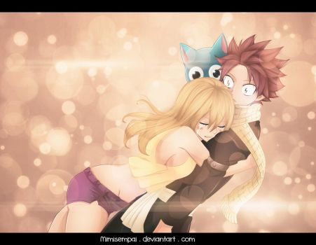 Fairy Tail 545 _ Thank you... by MimiSempai