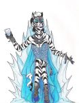 So Cold I'm Dripping Icicles by 13foxywolf666