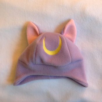 Sailor Moon Diana Hat by PakajunaTufty