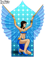 #BellyDanceBeauties - Pharah by SpyHunter29
