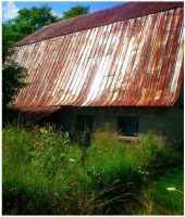 Old Barn by BeckyMarie73