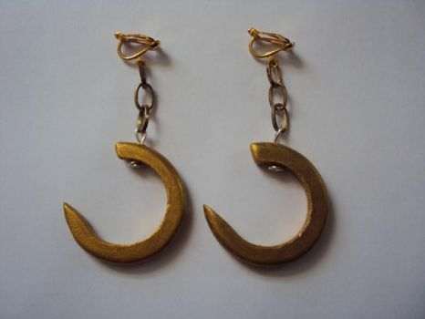 Caelus' Earrings by nocturne1345