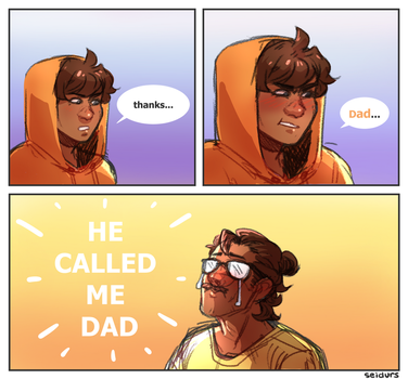 son...! by seidurs