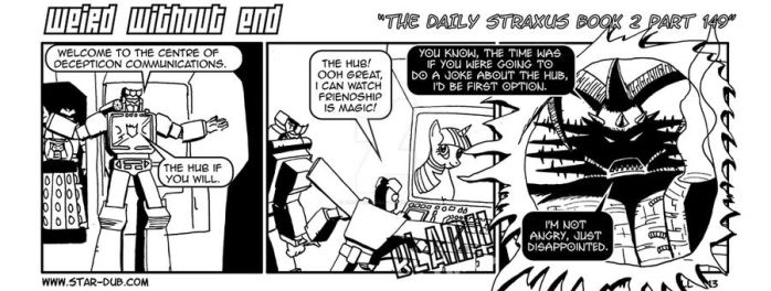 The Daily Straxus Book 2 Part 149 by AndyTurnbull