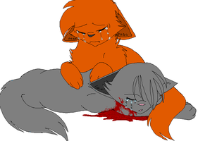 Cinderpelts Dead by sithdog1