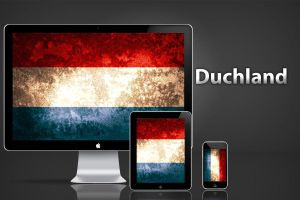 Duch Flag by masacote18