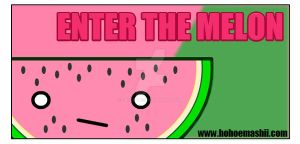 Hoho Comic #32 - ENTER THE MELON by GregEales