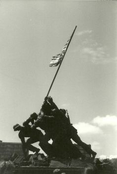 Iwo Jima Flag Memorial 2 by mandy1562
