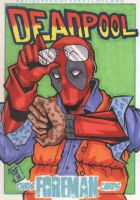 Deadpool McFly by chris-foreman