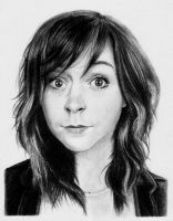 Lindsey Stirling by EpicArtGirl
