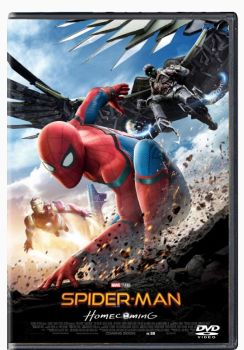 Spider-Man homecoming DVD cover #4 by 619rankin
