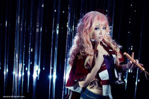 Sheryl Nome: I was protected from this darkness by vaxzone