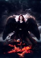 Hell Angel by LePelican75