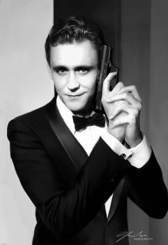 Agent Hiddleston by duyeqing