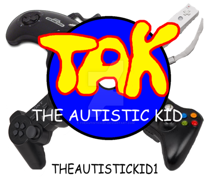 New TAK Logo by TheAutisticKid1