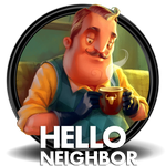 Hello Neighbor Icon (1) by Malfacio