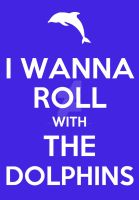 Rolling with Dolphins by HollyVampasaurous