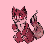 PINK GALAXY AUCTION OPEN by Kyarii-chan