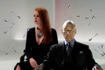 Professor X and Jean Grey by neo-sunglasses