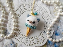 Oshawott Ice Cream Strap