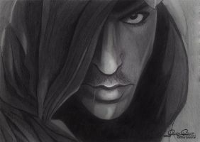 Altair - Assassin's Creed by AdovionArt