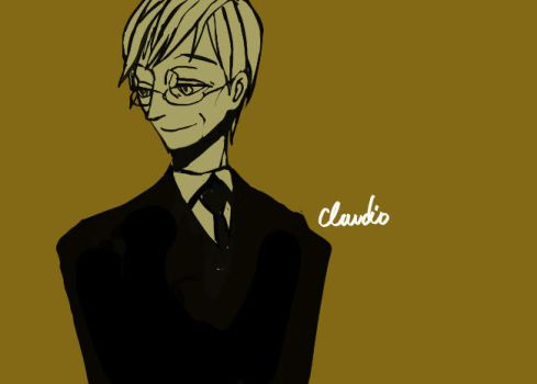 claudio by dugonism