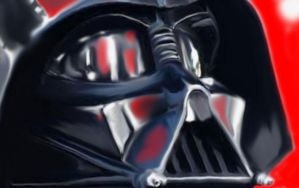 DARK SITH LORD by NeDrawMas