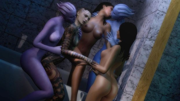 Asari Pleasures by Rastifan