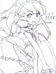 Hand Maid May Fan Art by princetrunks415