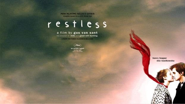 Restless Movie Wallpaper v.2 by LadyRandom