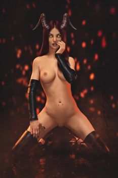 Hot in Hell 4 by GolaMartinez