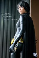 THE REAL CASSANDRA CAIN by dangerousladies