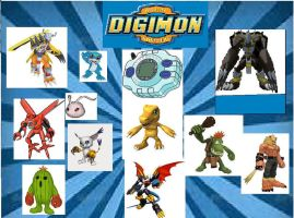 Digimon Game idea Title by OmniMaster28