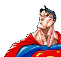 Superman by Sanchez by Mythical-Mommy