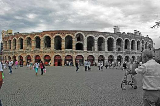 Oh Verona! by MaevesLullaby